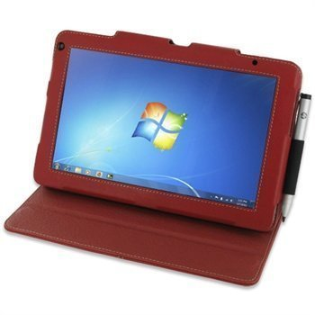 HP Slate 500 PDair Leather Case 3RHP5CBX2 Punainen