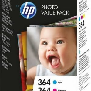 HP T9D88EE Nro 364 Photo Value Pack