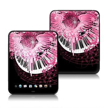 HP TouchPad HP TouchPad 4G Disco Fly Skin