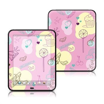 HP TouchPad HP TouchPad 4G Pink Candy Skin