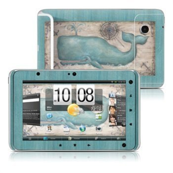 HTC Flyer Whale Watch Skin
