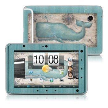 HTC Flyer Whale Watch Skin