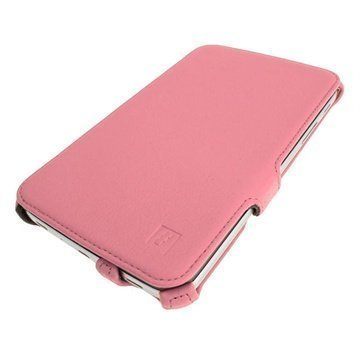 HTC One Mini iGadgitz S Line TPU Case Pink
