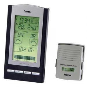 Hama Väderstation Ews-800 Svart/silver
