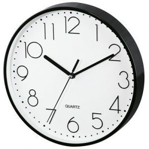 Hama Wall Watch Pg-220 Silent Black