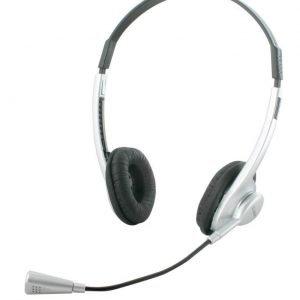 Headset volyymisäätimellä
