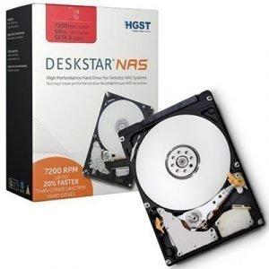 Hgst Idk Deskstar Nas H3iknasn500012872se 5tb 3.5 Serial Ata-600