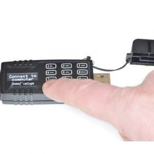 Hiddn Security Cocrypt Usb-hub/pin 128gb Usb