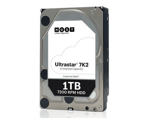 Hitachi Ultrastar 7k2 1tb 3.5 Serial Ata-600