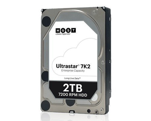 Hitachi Ultrastar 7k2 2tb 3.5 Serial Ata-600