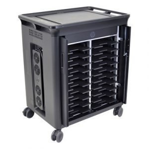 Hp 20-notebook Managed Charging Cart