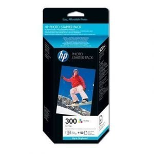 Hp 300 Series Photo Starter Pack