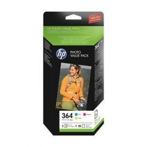 Hp 364 Series Photo Value Pack
