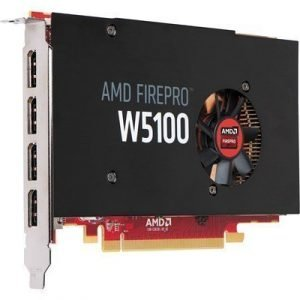 Hp Amd Firepro W5100 Näytönohjain