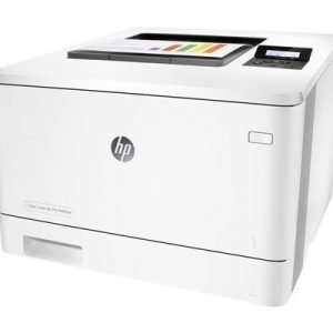 Hp Color Laserjet Pro M452nw #demo