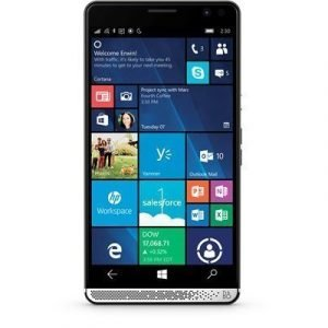 Hp Elite X3 Dual-sim + Dock/headset 64gb Musta