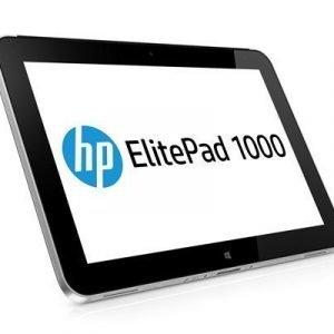 Hp Elitepad 1000 G2 Atom 1.6 4gb/128 Ssd 10.1 4g W10p 10.1 128gb Musta Hopea