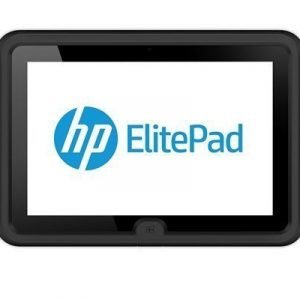 Hp Elitepad 1000 G2 Rugged #demo 10.1 128gb Musta