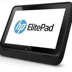 Hp Elitepad Mobile Retail Solution 10.1 64gb Musta Hopea