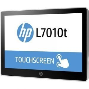 Hp L7014t Touch Display 14 Black