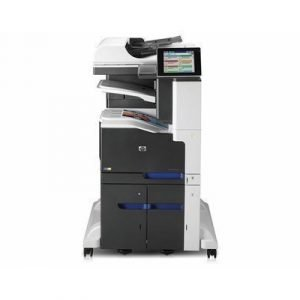 Hp Laserjet Enterprise 700 Mfp M775z+