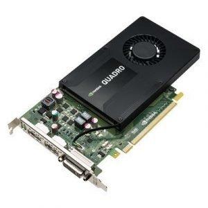 Hp Nvidia Quadro K2200 Näytönohjain