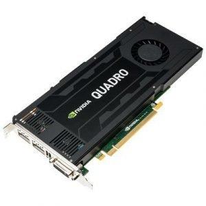 Hp Nvidia Quadro K4200 Näytönohjain