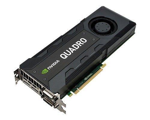 Hp Nvidia Quadro K5200 Näytönohjain