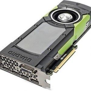Hp Nvidia Quadro M6000 Näytönohjain