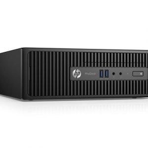 Hp Prodesk 400 G3 Sff Core I3 4gb 128gb Ssd