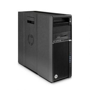 Hp Workstation Z640 Mt Xeon 2.2ghz 256gb 16gb Ei Näytönohjainta