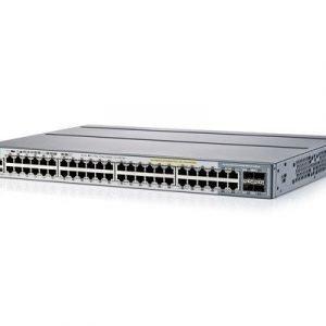 Hpe 2920-48g-poe+ 740 W Switch