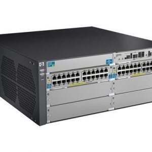 Hpe 5406-44g-poe+-2xg V2 Zl Switch