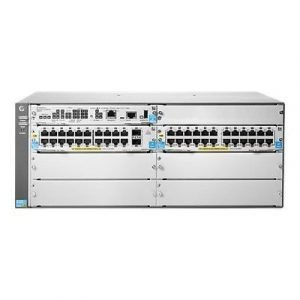 Hpe 5406r-44g-poe+/2sfp+ V2 Zl2 Switch