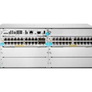Hpe 5406r 44gt Poe+ / 4sfp+ (no Psu) V3 Zl2 Switch