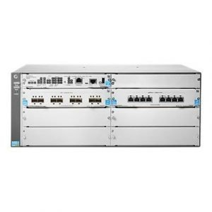 Hpe 5406r-8xgt/8sfp+ V2 Zl2 Switch