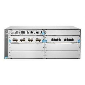 Hpe 5406r-8xgt/8sfp+ V2 Zl2 Switch
