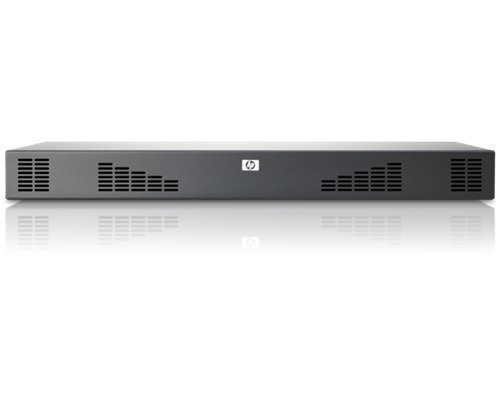 Hpe Ip Console G2 Switch With Virtual Media And Cac 1x1ex8