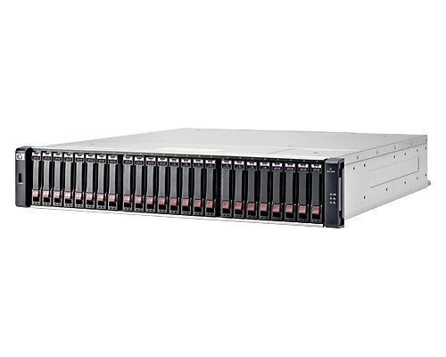 Hpe Modular Smart Array 2040 Sas Dual Controller Sff Bundle
