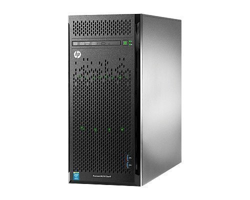 Hpe Proliant Ml110 Gen9 Xe E5-2603v4 1.7-15mb 8gb 0tb Intel E5-2603v4 8gb