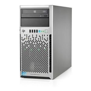 Hpe Proliant Ml310e Gen8 V2 Intel I3-4150 4gb