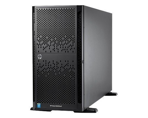 Hpe Proliant Ml350 Gen9 2x200gb Ssd Intel E5-2620v4 16gb
