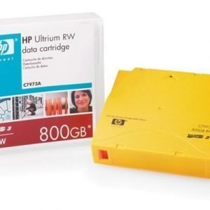 Hpe Ultrium Rw Data Cartridge