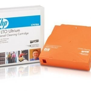Hpe Ultrium Universal Cleaning Cartridge