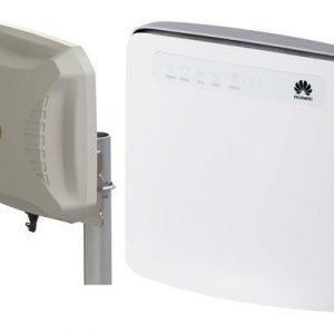 Huawei E5186s-22a + Poynting Xpol Mimo 9 Dbi