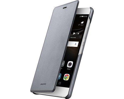 Huawei Flip Cover Huawei P9 Lite Harmaa