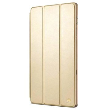 Huawei MediaPad M2 Smart Foliokotelo Samppanja Kulta