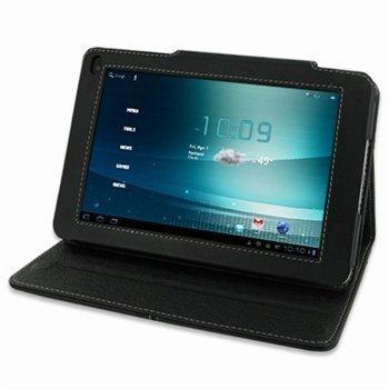 Huawei MediaPad S7-301w PDair Leather Case 3BHWMPBX1 Musta