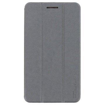 Huawei MediaPad T1 7.0 Foliokotelo Alkuperäinen Tummanharmaa