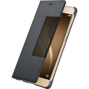 Huawei Smart Cover Huawei P9 Tummanharmaa